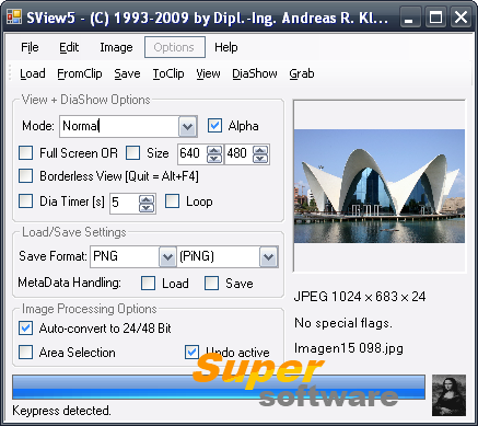 Скриншот SView5 3.84