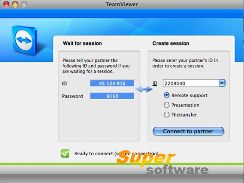 Скриншот TeamViewer 12.0.80984