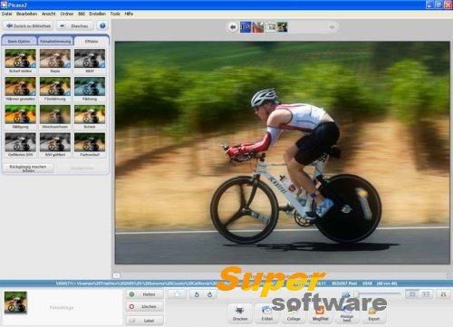 Скриншот Picasa 3.9.141 Build 259