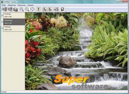 Скриншот Fusion 2.8.10 / 2.2.2 free