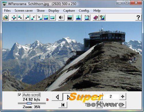 Скриншот WPanorama 9.7.1 Build 1395