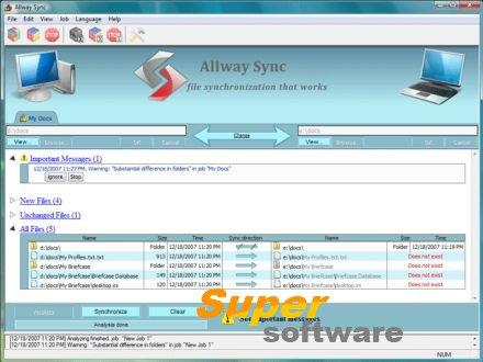 �������� Allway Sync 16.0.1