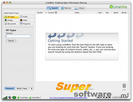 �������� LimeWire Basic 5.5.16