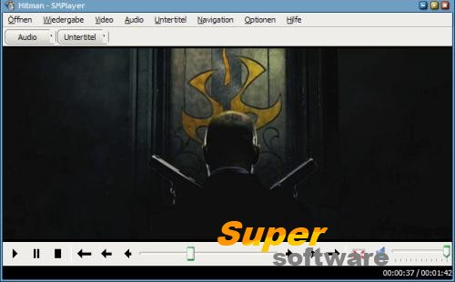 Скриншот SMPlayer 17.4.0