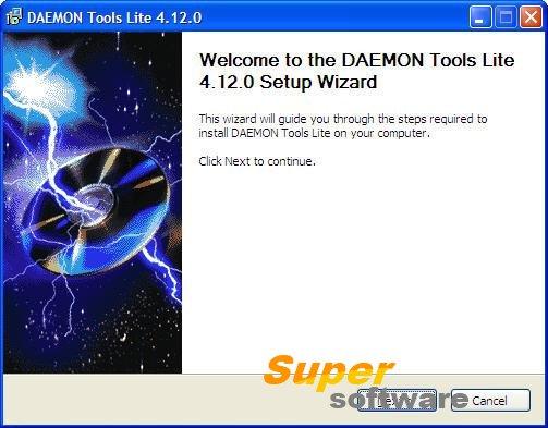 Скриншот DAEMON Tools Lite 10.5.1.0230