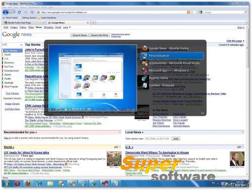 Скриншот VistaSwitcher 1.1.5