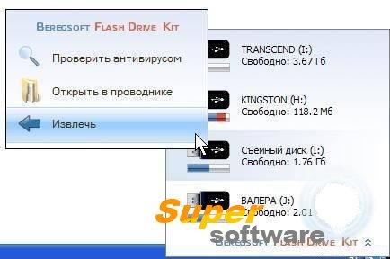 Скриншот Flash Drive Kit 1.1
