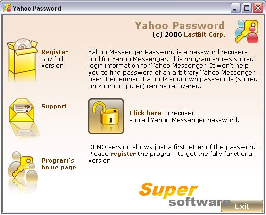 Скриншот Yahoo! Messenger 11.5.0.228