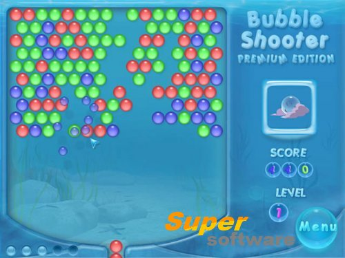 Скриншот Bubble Shooter Premium Edition 1.0