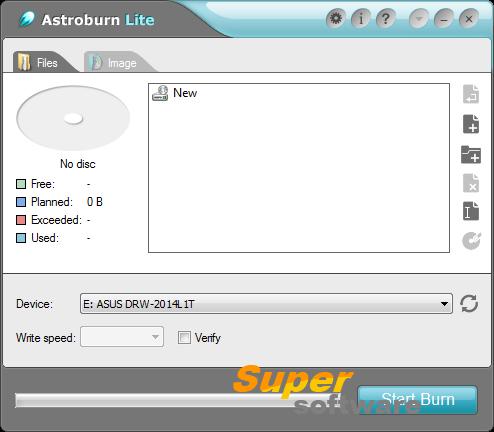 Скриншот Astroburn Lite 2.0.0.204