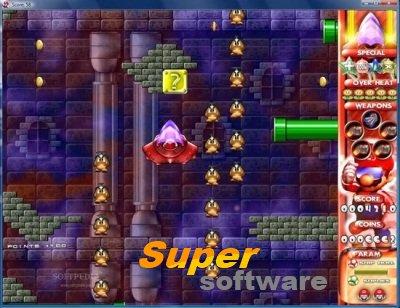 Скриншот Mario Forever Galaxy 1.8