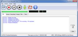 �������� Sonarca Sound Recorder Free 3.8.3