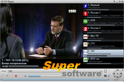 �������� IP-TV Player 0.28.1.8842