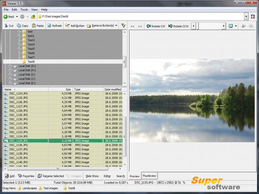 Скриншот WildBit Viewer 6.3