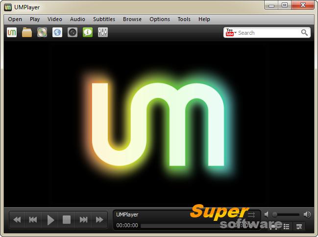 Скриншот UMPlayer 0.98