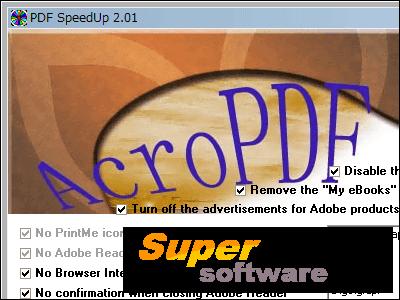 �������� PDF SpeedUp 3.01