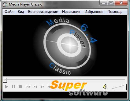 Скриншот Media Player Classic 6.4.9.1.114