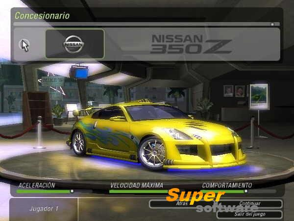 �������� Need for Speed Underground 2