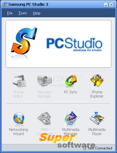 �������� Samsung PC Studio 7.2.24.9