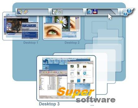 Скриншот AltDesk 1.9.1