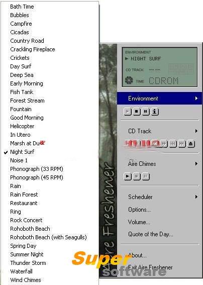 Скриншот Aire Freshener 2.0