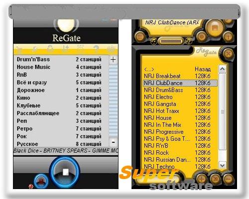 Скриншот ReGate 4.0.0