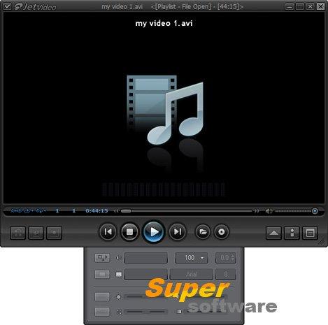 Скриншот jetVideo 8.1.5