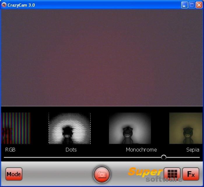 Скриншот CrazyCam 3.0